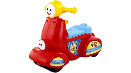 FISHER-PRICE Smart stages mluvící scooter SK