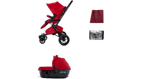 CONCORD Travel Set Neo Air+Sleeper 2016 – Tomato red