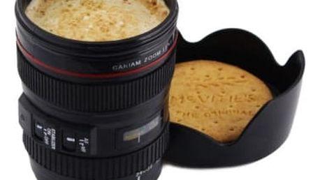 Lens Mug - Hrnek pro fotografy - objektiv Light