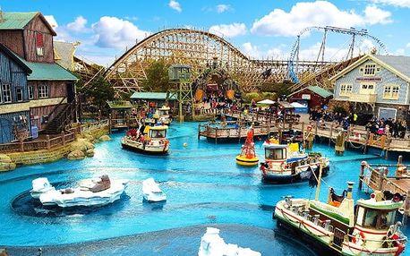 3denní zájezd pro 1 do německého zábavního parku Europa Parku včetně vstupenky