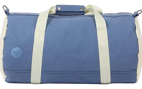 Světle modrá sportovní taška Mi-Pac Duffel Canvas