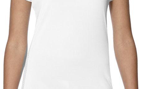 Dámské běžecké tričko Asics fuzeX V-Neck SS Top S