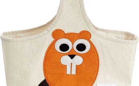 3 SPROUTS Přebalovací taška Beaver