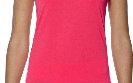 Dámské běžecké tričko Asics fuzeX V-Neck SS Top L