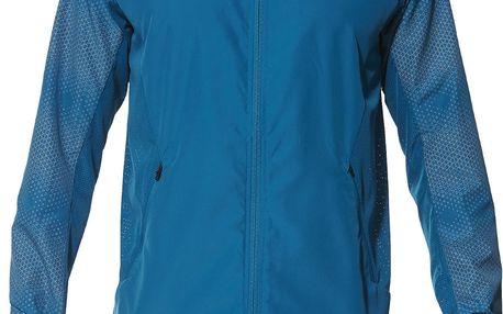 Pánská běžecká bunda Asics Lite-Show Jacket XL