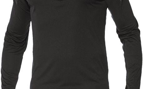 Pánské běžecké tričko Asics Stripe 1/2 Zip M