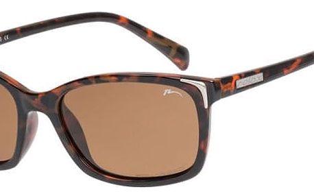Sluneční brýle Relax Caesarea R0302D hnědá Uni
