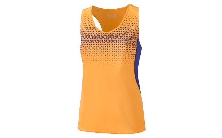 Dámské běžecké tričko Mizuno Cooltouch Phenix Sleeveless L