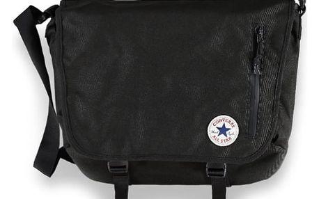 Černá taška Converse Poly Messenger
