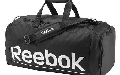 Černá sportovní taška Reebok Sport Roy M