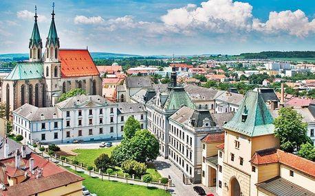 Léto plné aktivit s polopenzí u Kroměříže