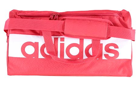 Korálová sportovni taška ADIDAS Linear Performance Team Bag