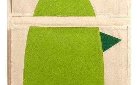 3 SPROUTS Organizér na zeď Krokodýl
