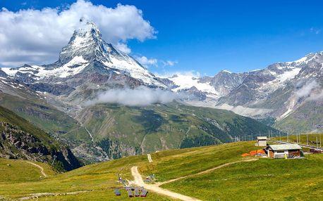 Švýcarsko na víkend: Zažijte kouzlo Matterhornu