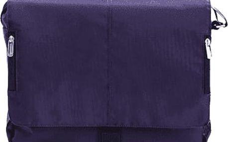 MUTSY Přebalovací taška Exo Purple Black
