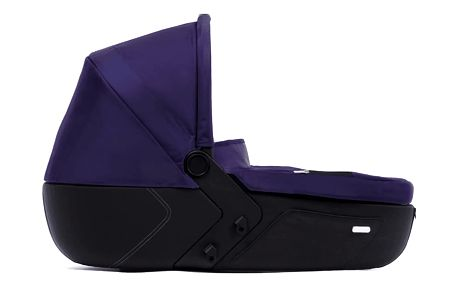 MUTSY Exo Hluboká korba - Purple Black