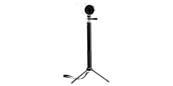 Selfie tyč GoGEN 4 teleskopická, bluetooth (GOGBTSELFIE4B) černá3