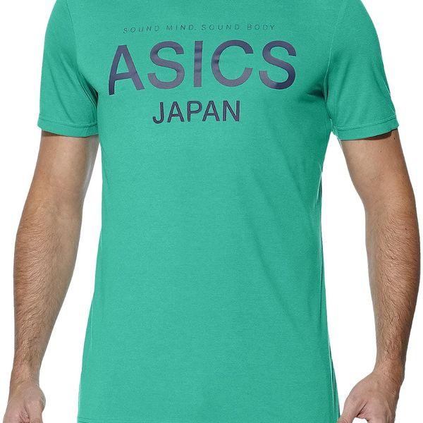 Pánské sportovní tričko Asics Logo Top XXL
