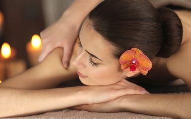 Naprostá pohoda: 90minutová havajská masáž