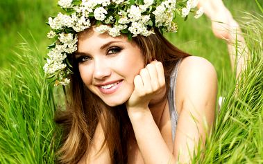 Kosmetický relax včetně masáže i zábalu zad