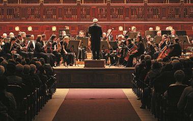 Říjnový koncert ve Smetanově síni
