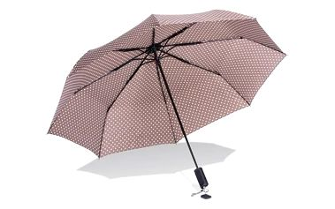 Selfie tyč Papaler P122 s deštníkem (P122) hnědý