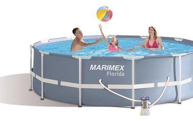 Marimex Bazén Florida Prism 3,66x0,99 m s kartušovou filtrací - 10340191