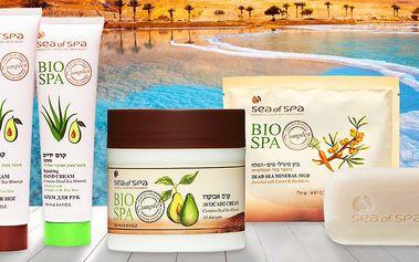 Luxusní dárková sada kosmetiky z Mrtvého moře