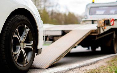 Bezpečnostní značení autoskel s balíčkem služeb
