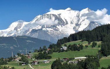 Krásy švýcarských a francouzských Alp na 2 noci
