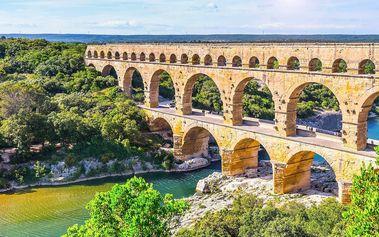 Barvy Provence s dopravou a ubytováním na 3 noci