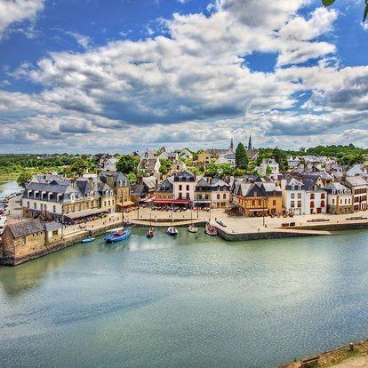 Krásy Bretaně: zájezd s dopravou i snídaněmi