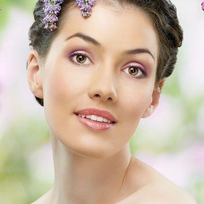 Ošetření pleti německou kosmetikou Alcina