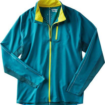 Pánská běžecká bunda Saucony Speed of Lite Jacket M