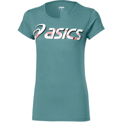 Asics Graphic SS Top XS