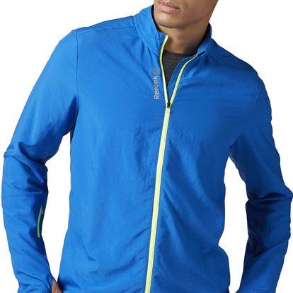 Pánská běžecká bunda Reebok Running Essentials Woven Jacket XL