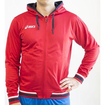 Pánská sportovní bunda Asics Jacket Tir XXL