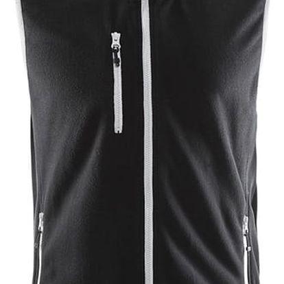 Craft Vesta Fleece černá XL