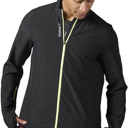 Pánská běžecká bunda Reebok Running Essentials Woven Jacket XS