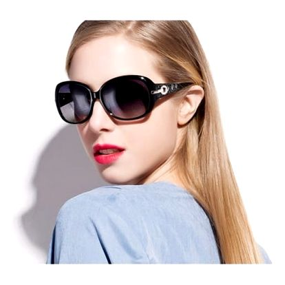 Dámské sluneční brýle ve stylu 50. let