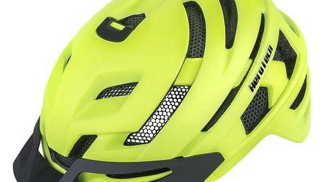 Unisex cyklistická helma R2 SPYKER ATH14B Žlutá M 54-58cm