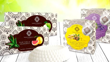 Voňavá mýdla z české manufaktury