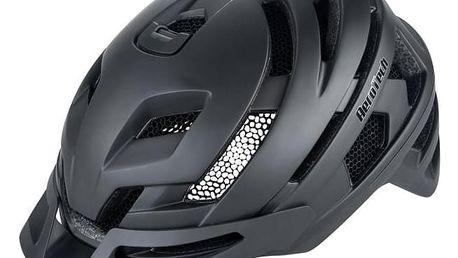 Unisex cyklistická helma R2 SPYKER ATH14A Černá M 54-58cm