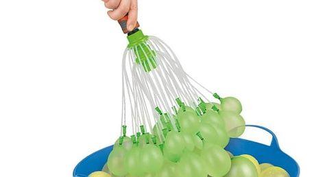 Vodní balonky na zahradní hadici - 4 barvy