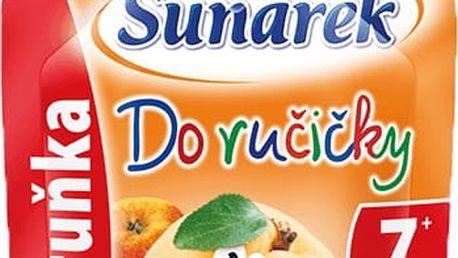 SUNÁREK Do ručičky meruňka 90g - ovocný příkrm