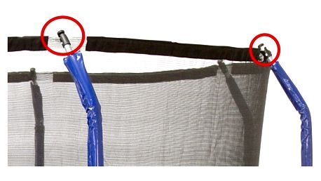 Marimex Držák obruče trampolíny plastový - 19000551