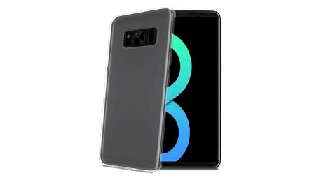 Kryt na mobil Celly pro Samsung Galaxy S8 (GELSKIN690) průhledný