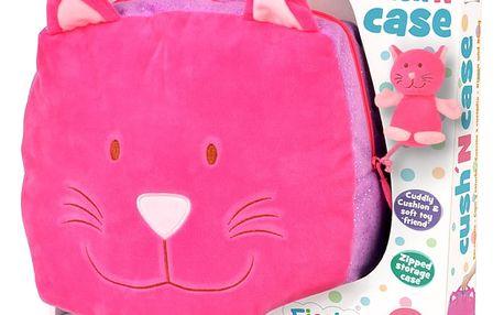 FIESTA CRAFTS Cestovní polštář - Kočička