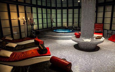 2 denní relaxační pobyt pro dva v hotelu Morris Česká Lípa