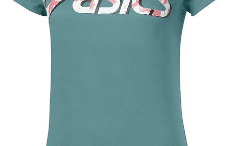 Dámské sportovní tričko Asics Graphic SS Top L